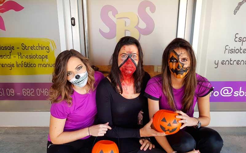 ¿Cómo fue la semana de Halloween en SBS Centro de Electroestimulación?