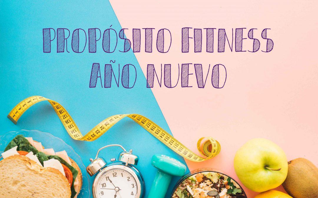 ¿Cómo cumplir el propósito fitness de año nuevo?
